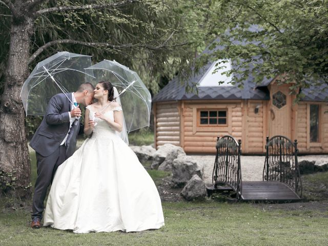 Le mariage de Laura et Kevin