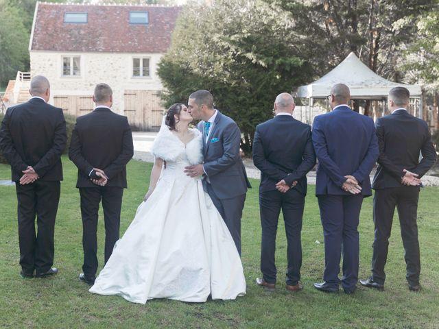 Le mariage de Kevin et Laura à Pommeuse, Seine-et-Marne 77