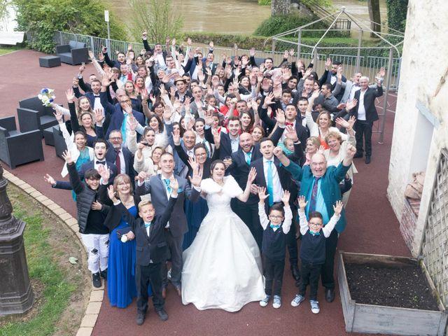 Le mariage de Kevin et Laura à Pommeuse, Seine-et-Marne 82