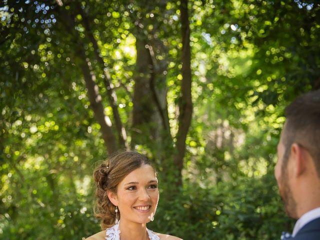 Le mariage de Yoan et Adeline  à Les Plans, Gard 13