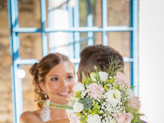 Le mariage de Yoan et Adeline  à Les Plans, Gard 15