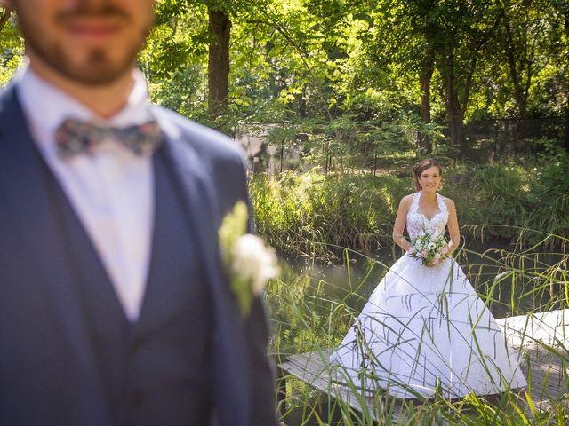 Le mariage de Yoan et Adeline  à Les Plans, Gard 19