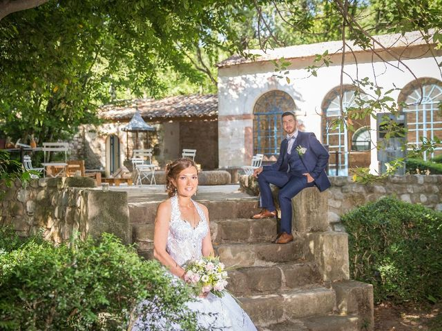 Le mariage de Yoan et Adeline  à Les Plans, Gard 20