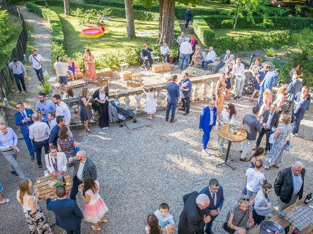 Le mariage de Yoan et Adeline  à Les Plans, Gard 30
