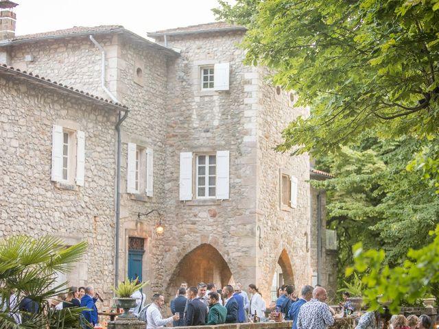 Le mariage de Yoan et Adeline  à Les Plans, Gard 33