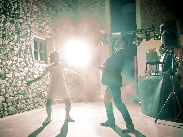Le mariage de Yoan et Adeline  à Les Plans, Gard 45