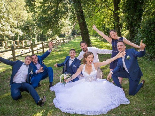 Le mariage de Yoan et Adeline  à Les Plans, Gard 51