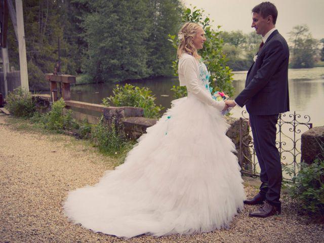 Le mariage de Charles et Mylène à Beaubery, Saône et Loire 12