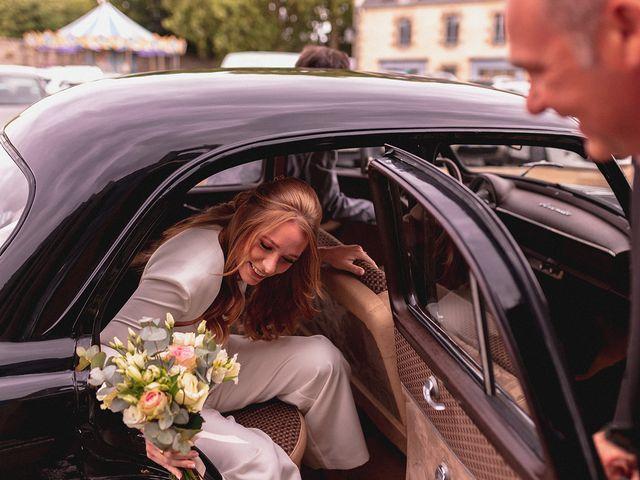 Le mariage de Karl et Cécile à Campbon, Loire Atlantique 8