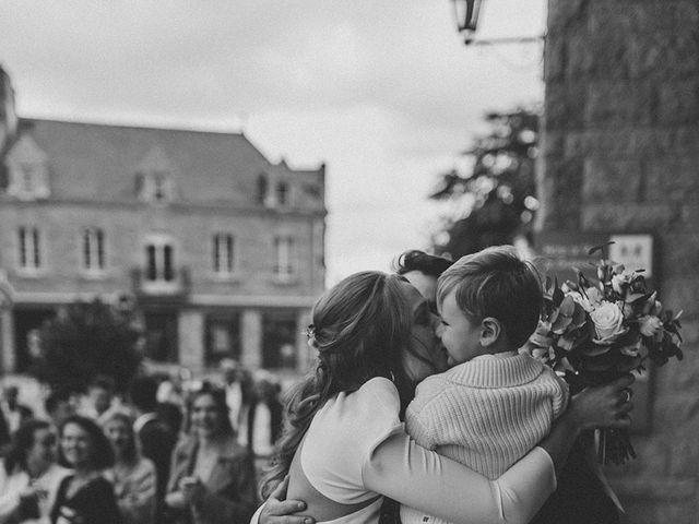 Le mariage de Karl et Cécile à Campbon, Loire Atlantique 12