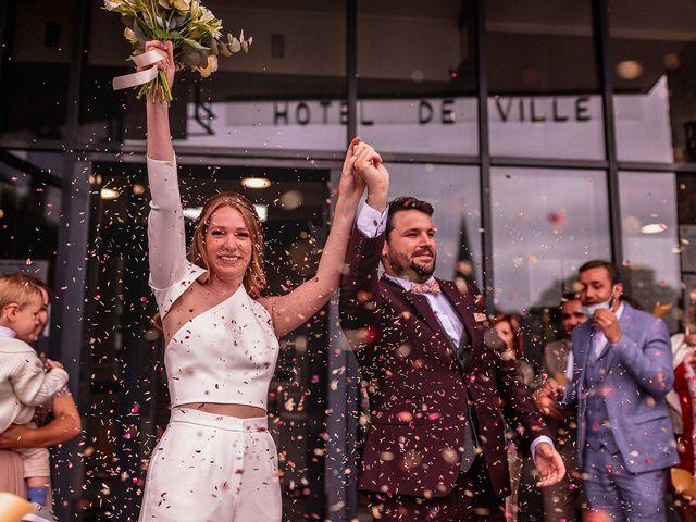 Le mariage de Karl et Cécile à Campbon, Loire Atlantique 18