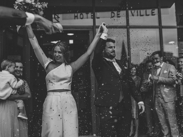 Le mariage de Karl et Cécile à Campbon, Loire Atlantique 19