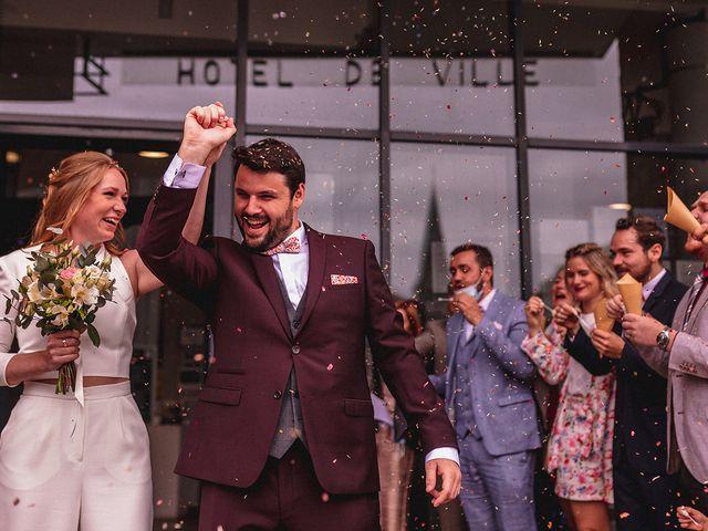 Le mariage de Karl et Cécile à Campbon, Loire Atlantique 20