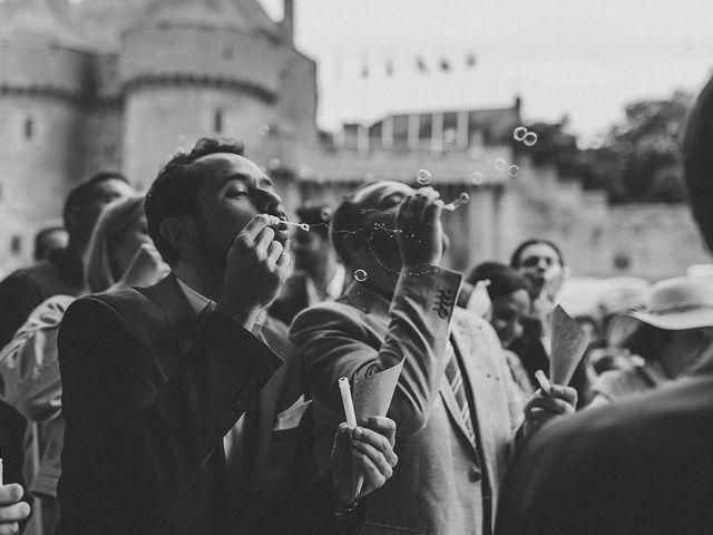 Le mariage de Karl et Cécile à Campbon, Loire Atlantique 22