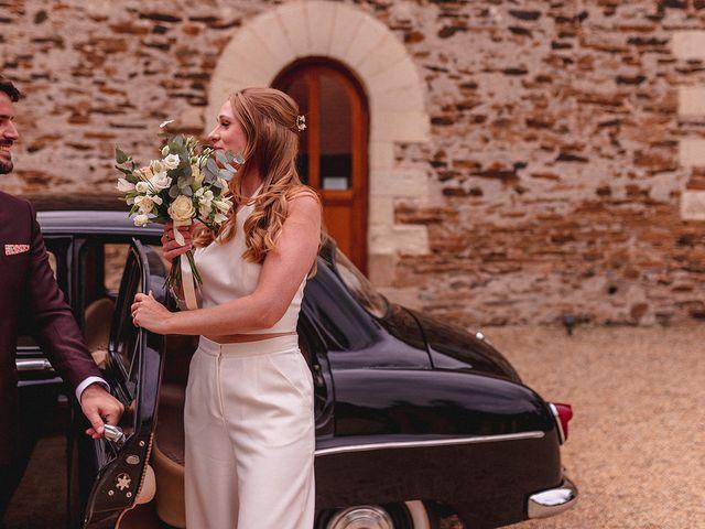 Le mariage de Karl et Cécile à Campbon, Loire Atlantique 24