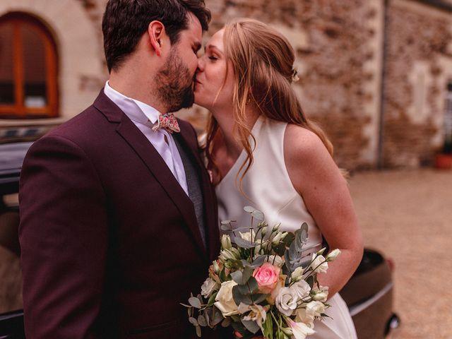 Le mariage de Karl et Cécile à Campbon, Loire Atlantique 26