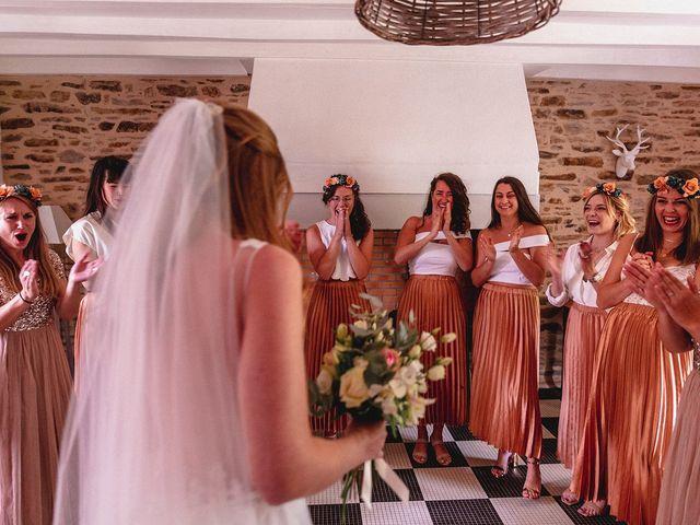 Le mariage de Karl et Cécile à Campbon, Loire Atlantique 36