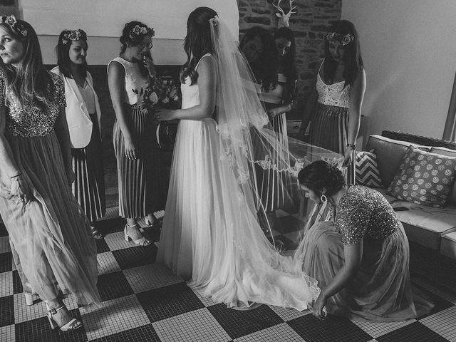 Le mariage de Karl et Cécile à Campbon, Loire Atlantique 38