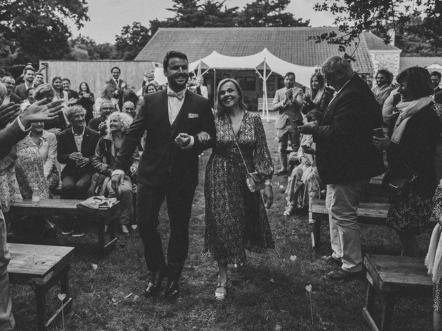 Le mariage de Karl et Cécile à Campbon, Loire Atlantique 39