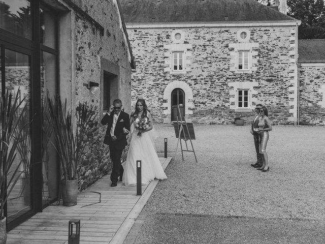 Le mariage de Karl et Cécile à Campbon, Loire Atlantique 40