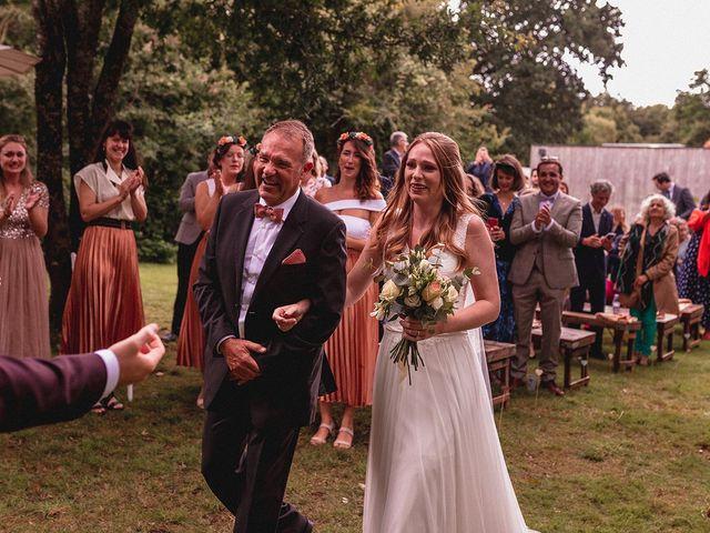 Le mariage de Karl et Cécile à Campbon, Loire Atlantique 42