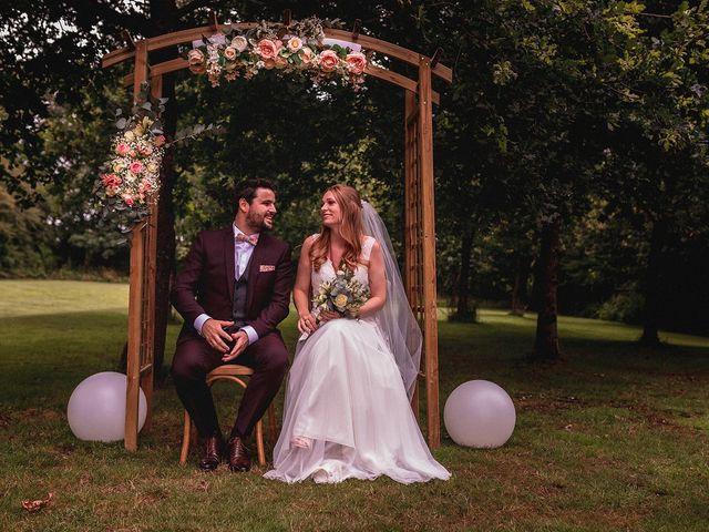Le mariage de Karl et Cécile à Campbon, Loire Atlantique 46