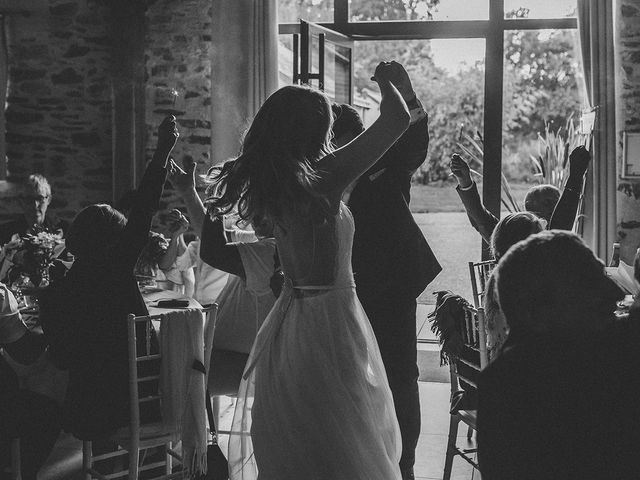 Le mariage de Karl et Cécile à Campbon, Loire Atlantique 83