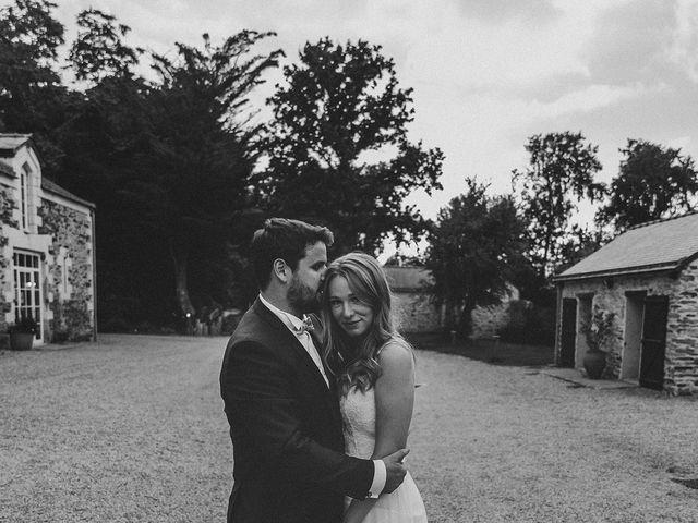 Le mariage de Karl et Cécile à Campbon, Loire Atlantique 84
