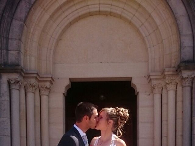 Le mariage de Cyril  et Coralie à Matour, Saône et Loire 5