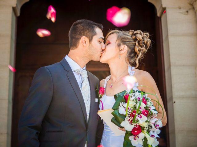 Le mariage de Coralie et Cyril
