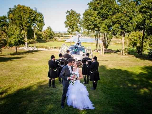 Le mariage de Cyril  et Coralie à Matour, Saône et Loire 2