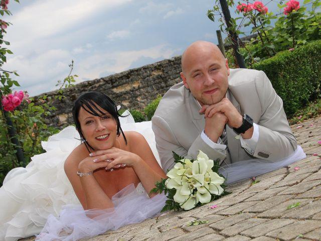 Le mariage de Géraldine et Jimmy