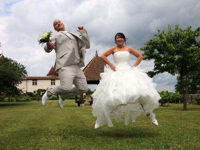 Le mariage de Jimmy et Géraldine à Pompey, Meurthe-et-Moselle 1