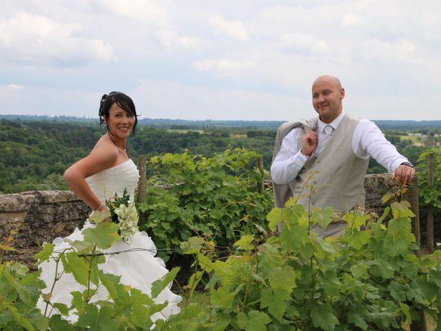 Le mariage de Jimmy et Géraldine à Pompey, Meurthe-et-Moselle 3