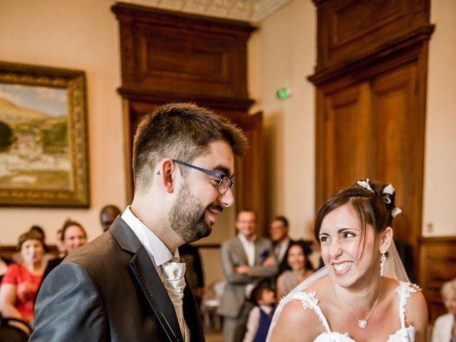 Le mariage de Paulo et Marie à Chauvigny, Vienne 27