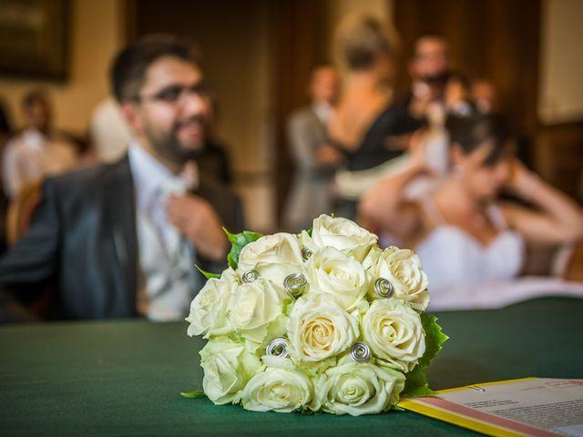 Le mariage de Paulo et Marie à Chauvigny, Vienne 29