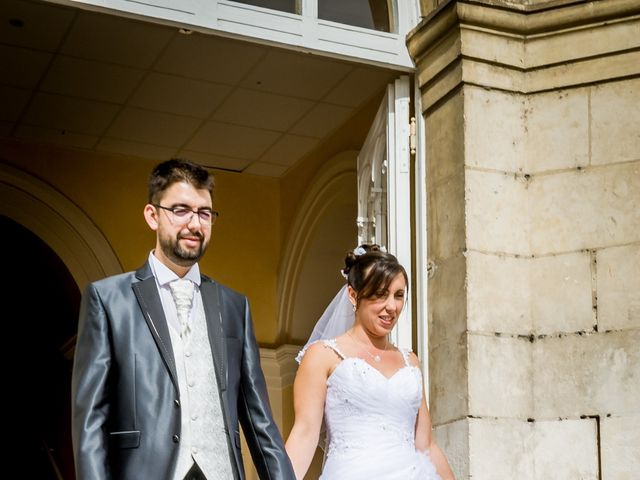 Le mariage de Paulo et Marie à Chauvigny, Vienne 30
