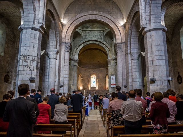Le mariage de Paulo et Marie à Chauvigny, Vienne 32