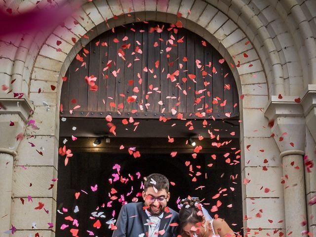 Le mariage de Paulo et Marie à Chauvigny, Vienne 33