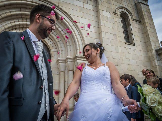 Le mariage de Paulo et Marie à Chauvigny, Vienne 34
