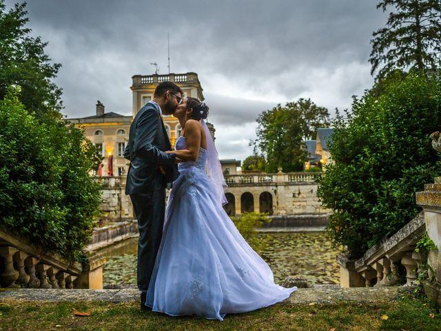 Le mariage de Paulo et Marie à Chauvigny, Vienne 54