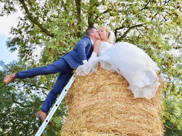 Le mariage de Nicolas et Vanessa à Le Mesnil-Rouxelin, Manche 6