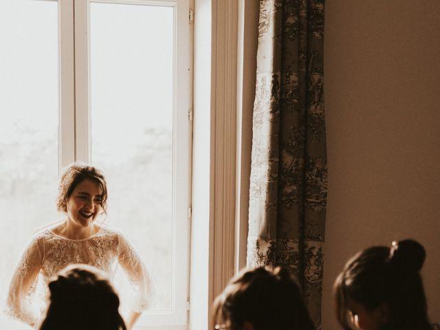 Le mariage de Luc-Alban et Alexane à Saint-Paul-en-Jarez, Loire 46
