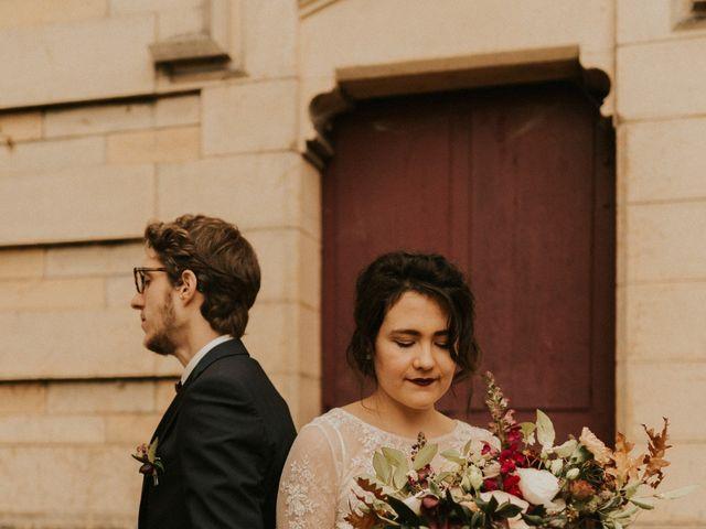 Le mariage de Luc-Alban et Alexane à Saint-Paul-en-Jarez, Loire 56