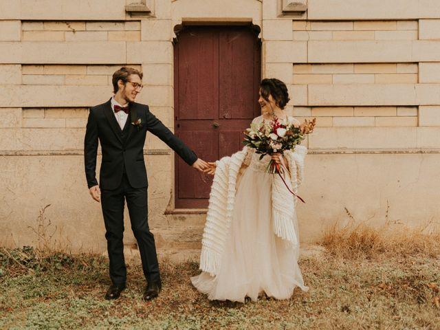 Le mariage de Luc-Alban et Alexane à Saint-Paul-en-Jarez, Loire 58