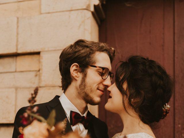 Le mariage de Luc-Alban et Alexane à Saint-Paul-en-Jarez, Loire 63