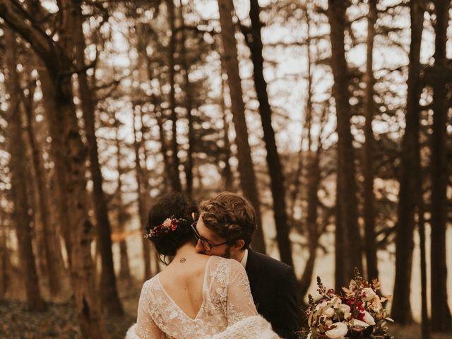 Le mariage de Luc-Alban et Alexane à Saint-Paul-en-Jarez, Loire 68