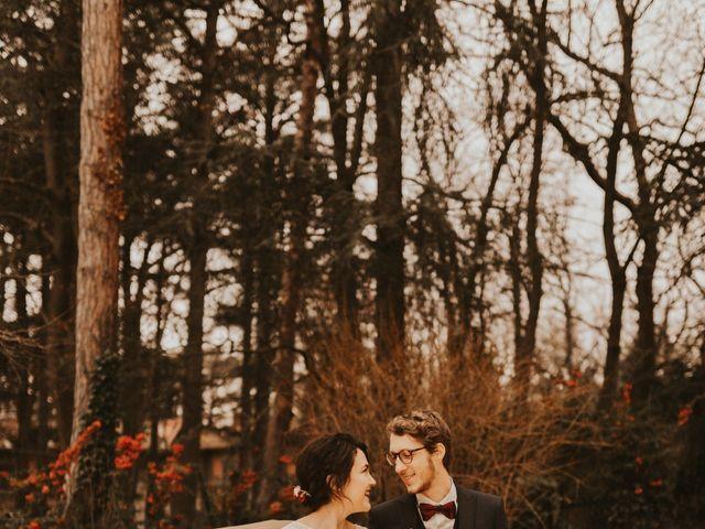 Le mariage de Luc-Alban et Alexane à Saint-Paul-en-Jarez, Loire 71