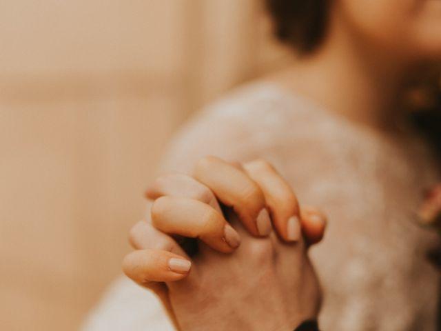 Le mariage de Luc-Alban et Alexane à Saint-Paul-en-Jarez, Loire 76