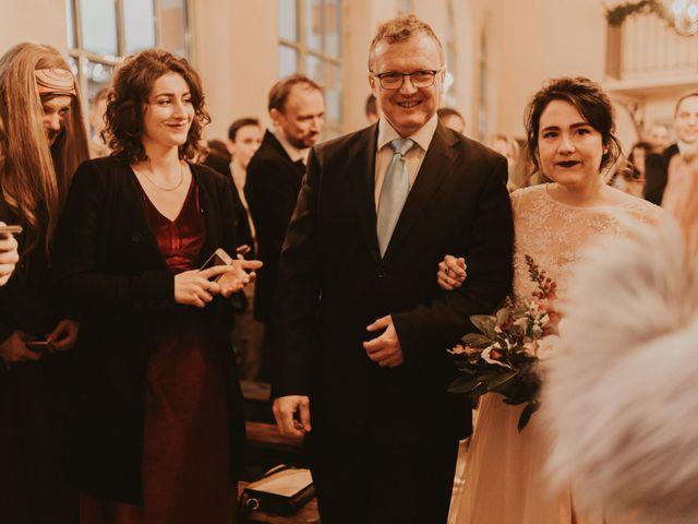Le mariage de Luc-Alban et Alexane à Saint-Paul-en-Jarez, Loire 95